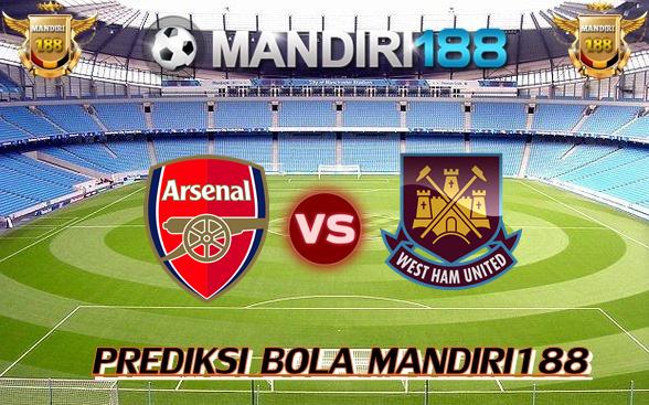 AGEN BOLA - Prediksi Arsenal vs West Ham United 20 Desember 2017