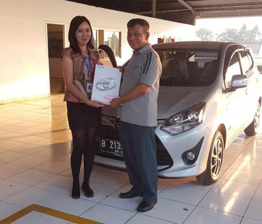 Rekomendasi Sales Astrido Toyota Pondok Gede Jakarta Timur