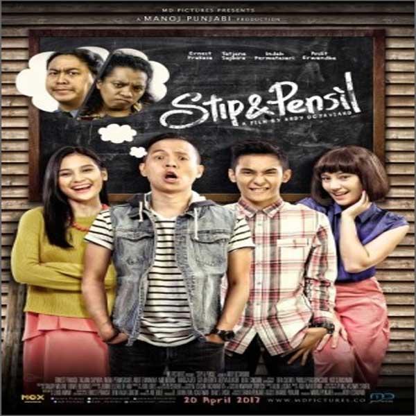 Stip & Pensil, Stip & Pensil Synopsis, Stip & Pensil Trailer, Stip & Pensil Review