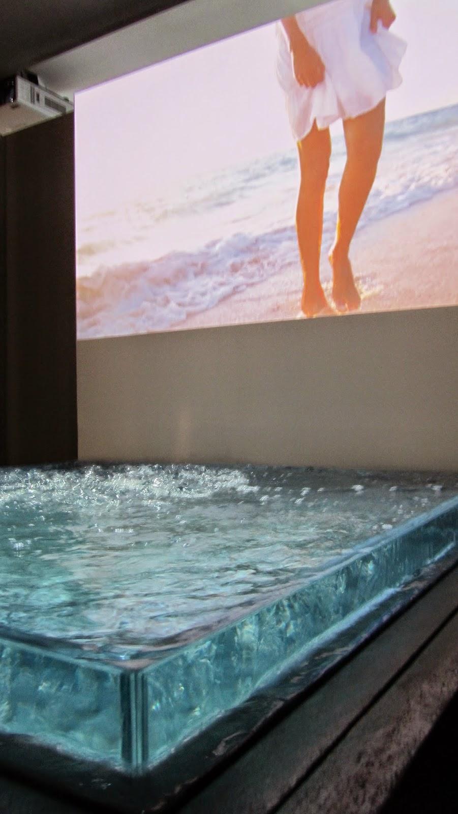 Effetti speciali e celebrazioni a lione piscine laghetto for Vasca laghetto