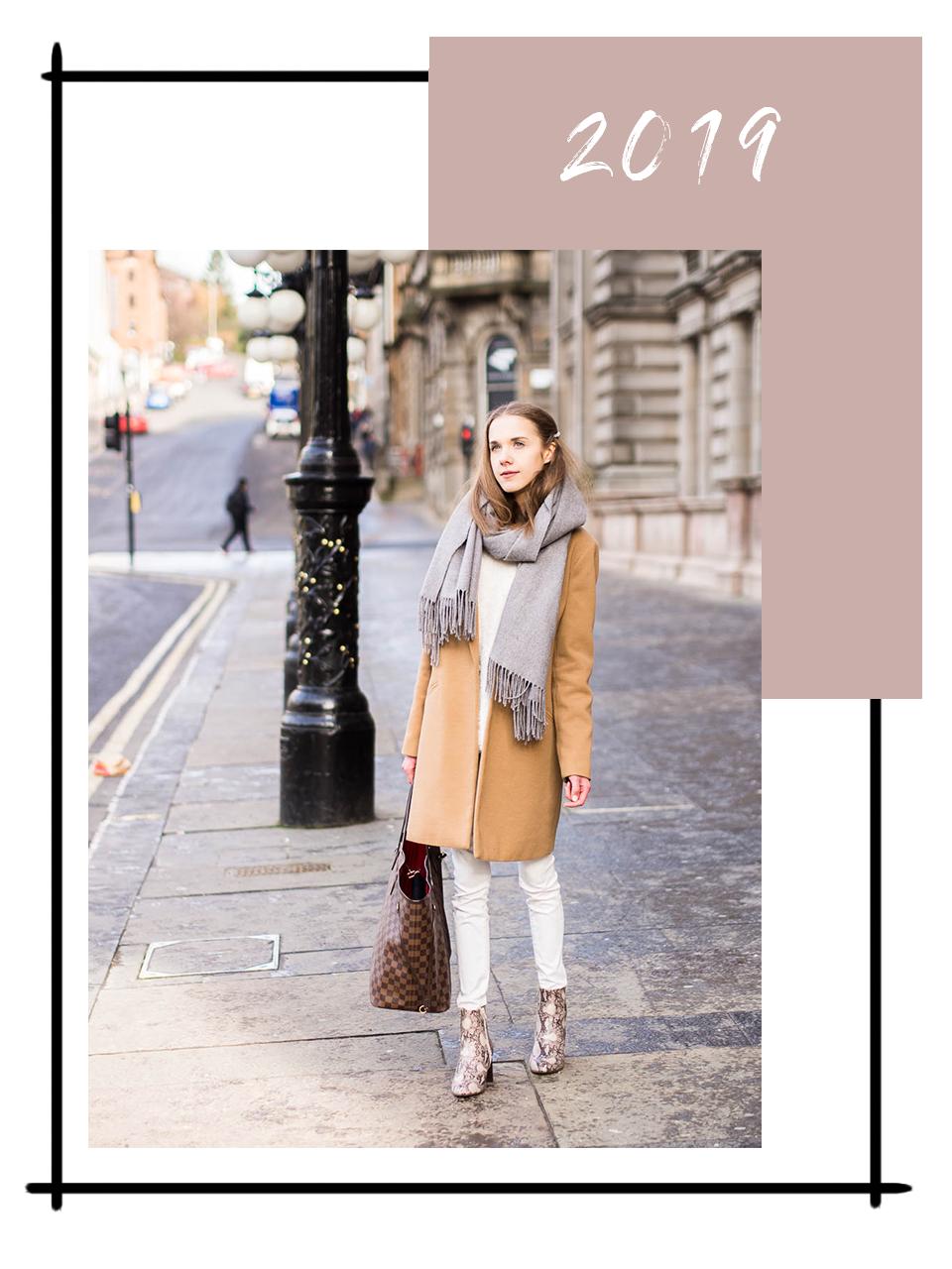 Neutral style fashion blogger outfit - Muotibloggaaja, asu, neutraalit sävyt