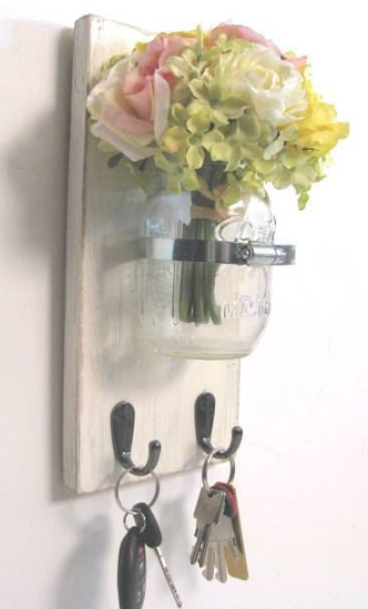 Blizzy glizzy come fare un portafiori o portacandele da - Portacandele da parete ...
