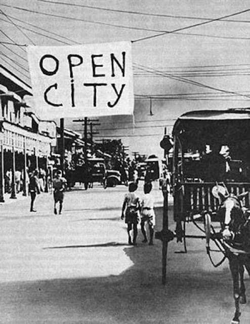 Manila is declared an open city, 26 December 1941 worldwartwo.filminspector.com