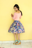 Janani Iyyer in Skirt ~  Exclusive 048.JPG