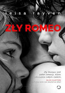 Zły Romeo - Leisa Rayven