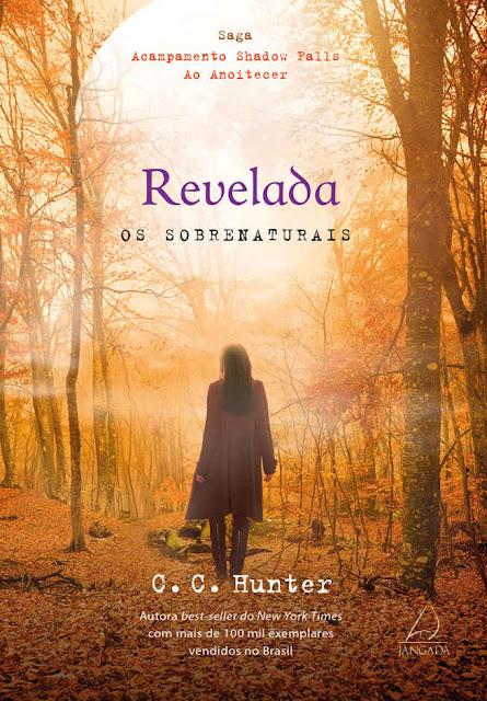 Revelada Os Sobrenaturais C. C. Hunter