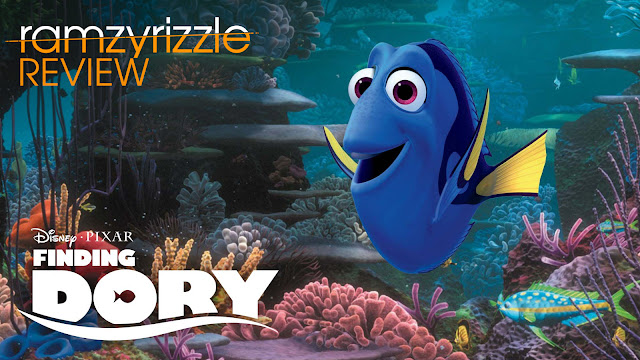 Finding Dory, Finding Dory review, Finding Dory movie, Finding Dory hd, disney, pixar
