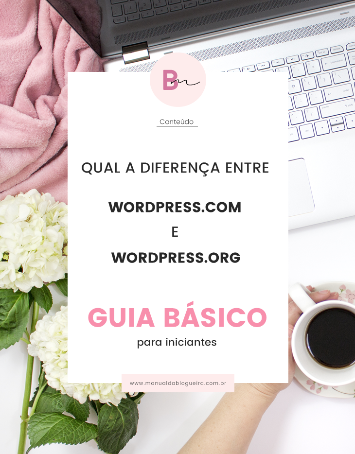 diferença entre WordPress.com e WordPress.org