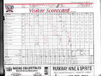 Sea Dogs vs. Mets, 05-25-13. Mets win, 3-2.