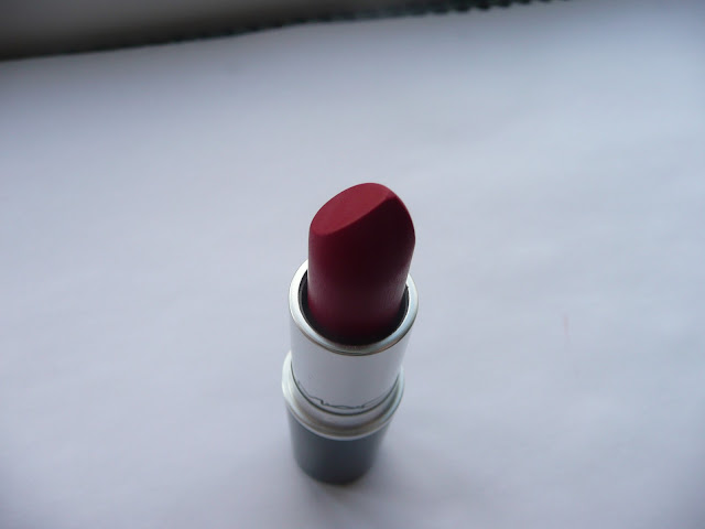 MAC Ruby Woo Retro Matte Red Lipstick High End