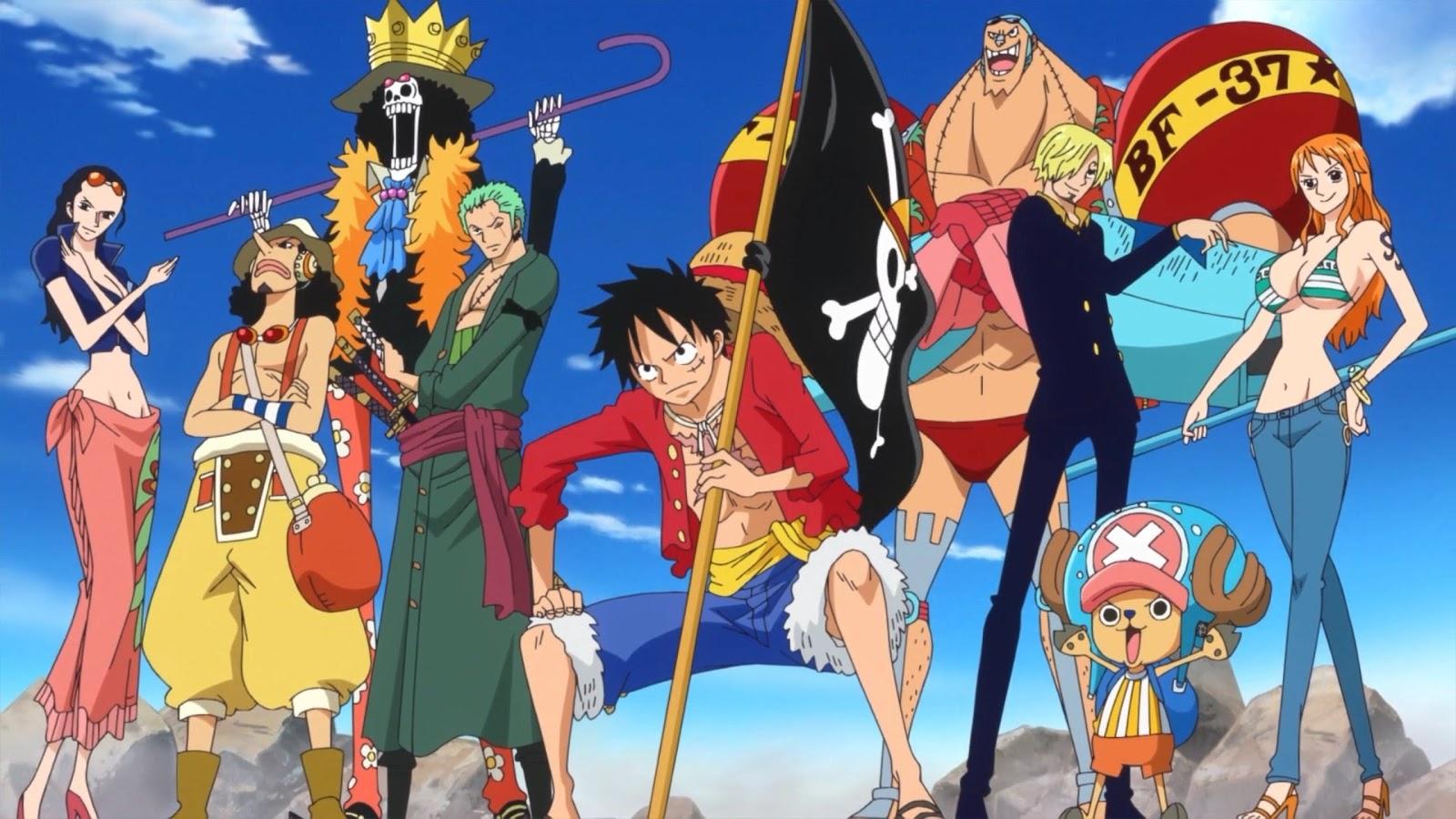 Daftar Anggota Bajak Laut Topi Jerami One Piece Infoakurat Com