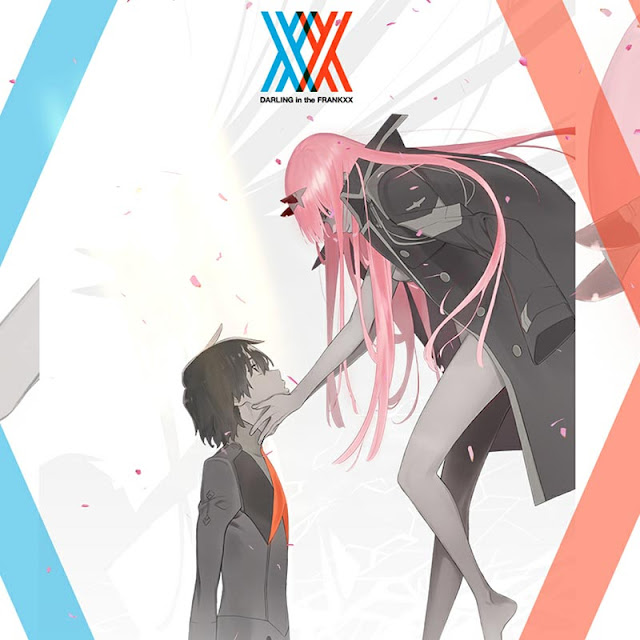 DARLING IN THE FRANXX Wallpaper Engine