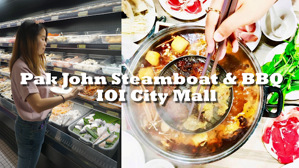 Newly Open Pak John Steamboat & BBQ at IOI City Mall
