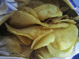 Pokka Coffee Potato Chips