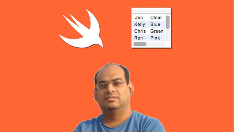 Swift 2 - Mastering TableView for Mac OSX Apps