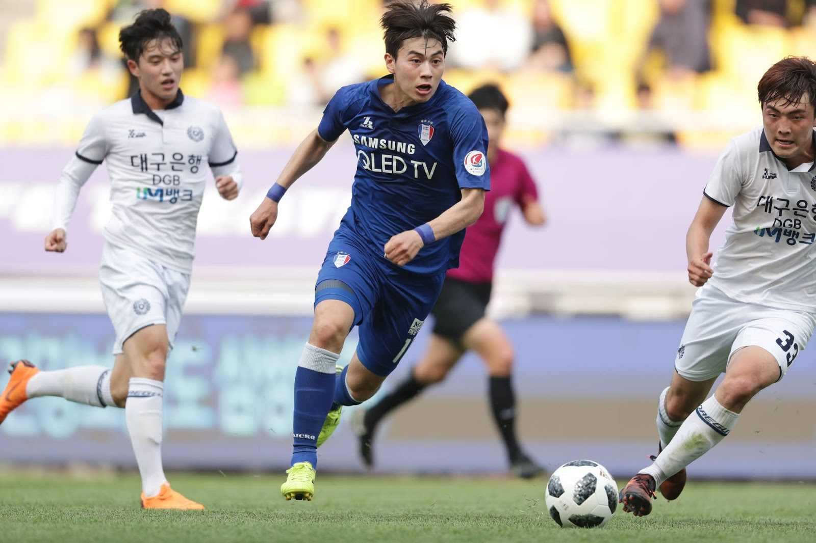 Preview: Daegu FC vs Suwon Samsung Bluewings K League 1