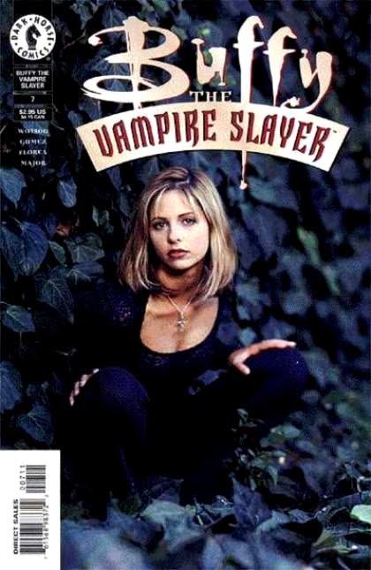 Buffy the vampire layer 1996