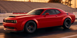 The 2018 Challenger SRT Demon Can Hit 60 MPH In 2.3s - Here's The Science Behind It