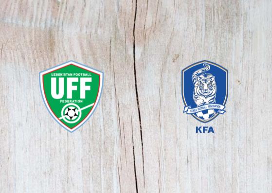 Uzbekistan vs Korea Republic - Highlights 20 November 2018
