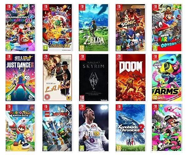 All Switch XCi Torrents Link - Game4U Cracked