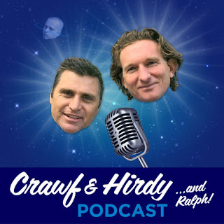 Crawf And Hirdy - We Talk Football