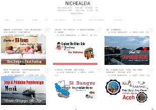 Mengenal Levina Mandalagiri dan Blog Nichealeia
