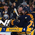 Sabres back to .500 with win over Dallas Stars