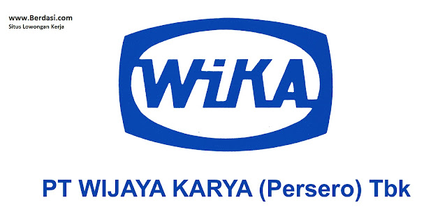 Lowongan PT Wijaya Karya (Persero) Tbk September 2016
