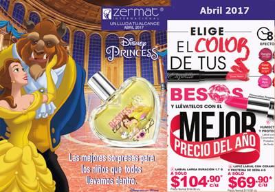 catalogo zermat abril 2017 Mexico