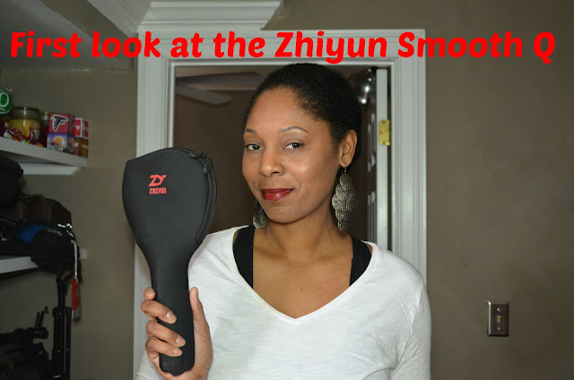 First look at the Zhiyun Smooth Q
