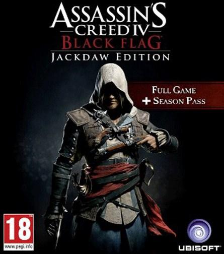 Free Download Assassins Creed IV: Black Flag ( Jackdaw Edition) Full Version