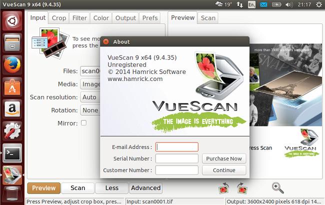 Como instalar o VueScan no Ubuntu, Mint, OpenSuse, Fedora, Arch Linux, Mageia e melhorar o seu scanner!
