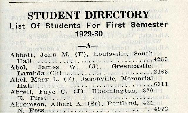 IU Directory