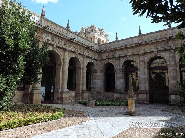 Claustro de la Catedral de San Salvador, Zamora, Castilla y León