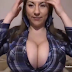 Video:See What A Woman With Very Huge BOoObs Was Caught Doing With Them… She's Got Chest Talent!