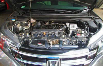 Review Spesifikasi dan Harga Honda All New CRV Gen 4