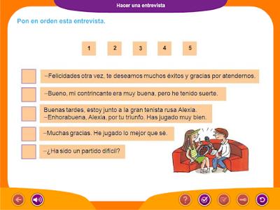 http://ceiploreto.es/sugerencias/juegos_educativos_2/6/Hacer_entrevista_2/index.html