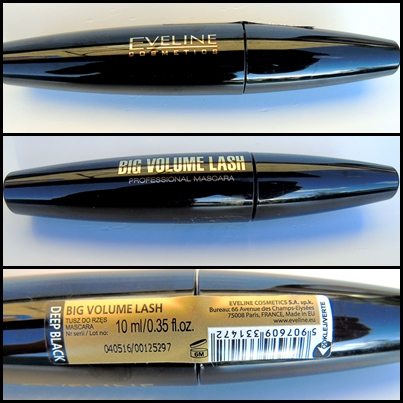Eveline Big Volume Lashes - recenzja