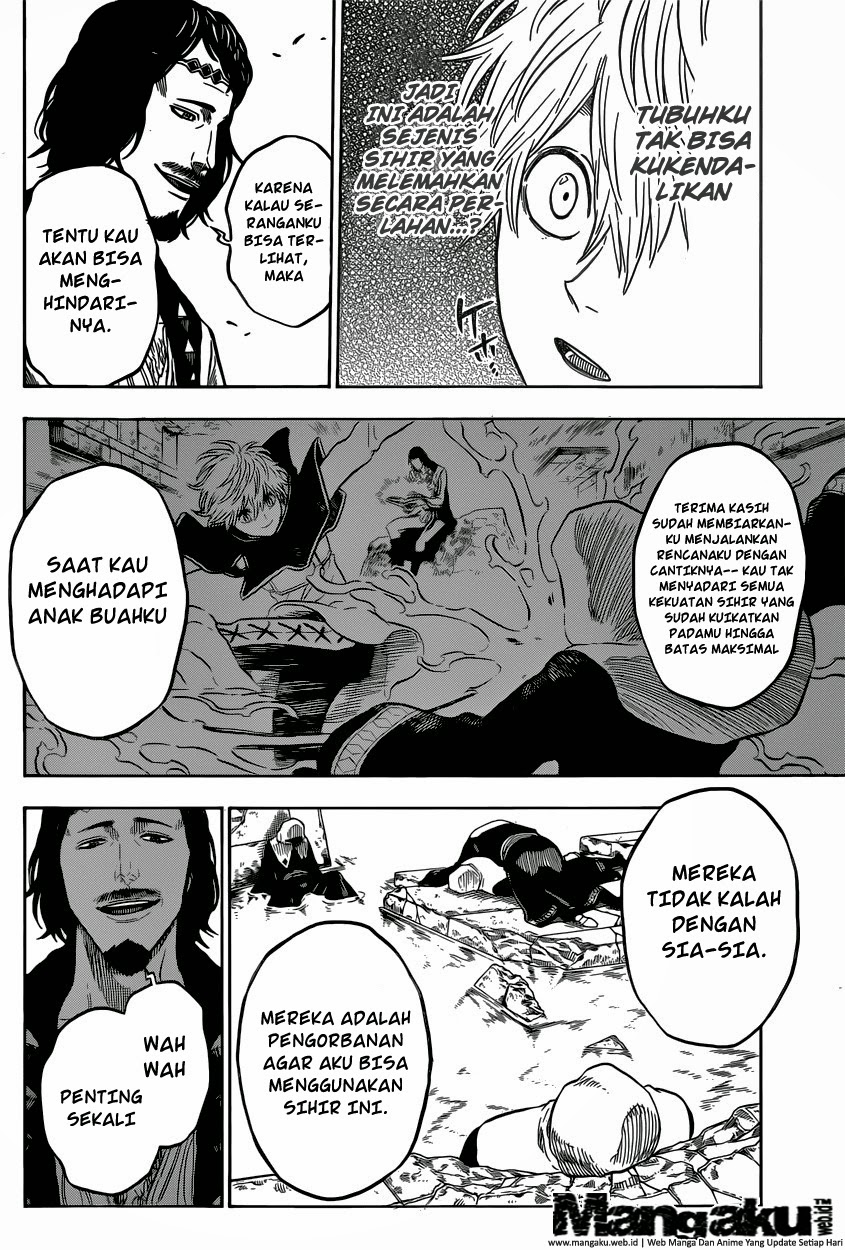 Manga Black Clover Chapter 13 Bahasa Indonesia