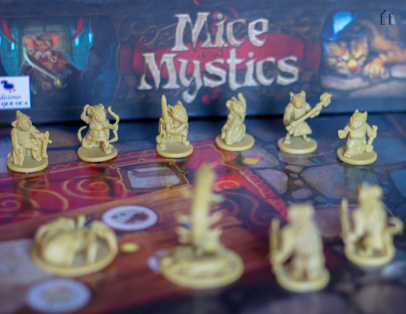 Mice and Mystics en Éxito y Error