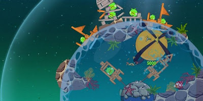 "Download Angry Birds Space ""Planet Air"""