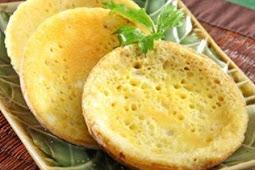 Resep Serabi Telur Makanan Klasik Yang Pas Untuk Teman Ngeteh
