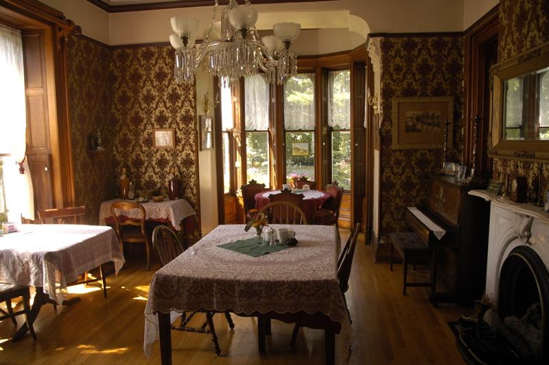 Home Interior Designs: Victorian House Interiors