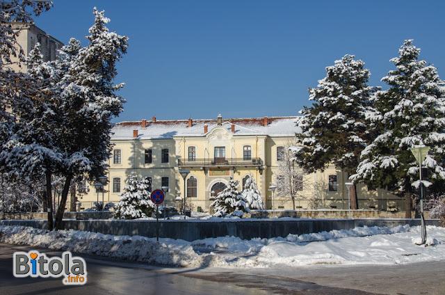 NI Institute and museum, Bitola, Macedonia - 27.01.2019