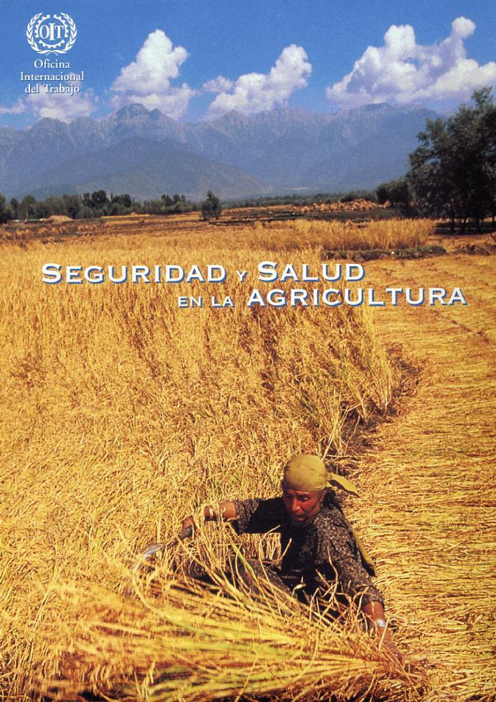Seguridad y salud en la agricultura