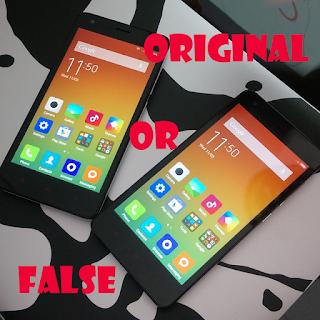 Tips Mengetahui Smartphone Asli Atau Palsu