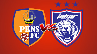 Live Streaming PKNS FC vs JDT FC Liga Super 17.5.2019