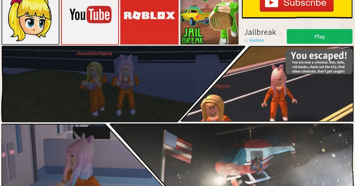 Chloe Tuber Roblox Jailbreak Gameplay Store Robbing Jailbreak Beta Cop Friend Let Me Have Keycard And Helped Me Escape I Robbed The Bank But Died While Tying To Escape We Tried