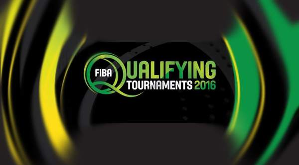 Official Poster: 2016 FIBA Olympic Qualifying Tournament