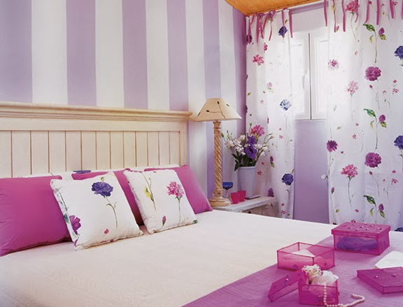 Dormitorio lila: ideas para decorar   colores en casa